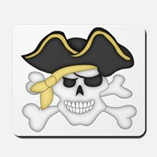 Pirate Face 2 Mousepad