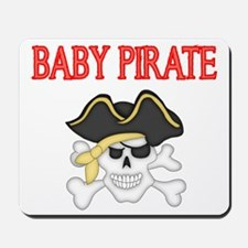 PIRATE BABY Mousepad