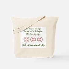 HERE'S TO ME... Tote Bag