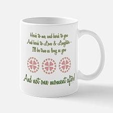 HERES TO ME... Mugs