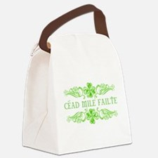 CEAD MILE FAILTE Canvas Lunch Bag