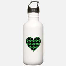 CLOVER HEART Water Bottle