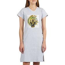 anubis seal Women's Nightshirt