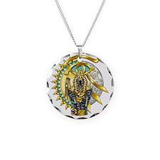 anubis seal Necklace