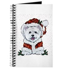 Santas Westie Helper Journal