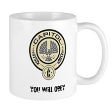 Capitol - You Will Obey Mugs