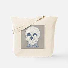 illu-skull-913-PLLO Tote Bag