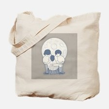 illu-skull-913-TIL Tote Bag