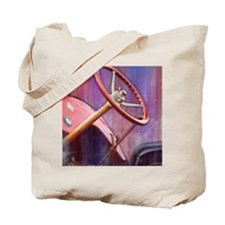 Let Go and Let God Tote Bag