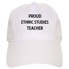 ETHNIC STUDIES teacher Baseball Cap