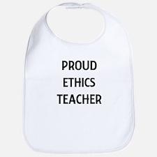 ETHICS teacher Bib