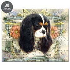 Cavalier King Charles Spaniel Puzzle