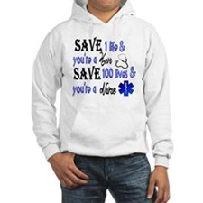 Nurse, Save Hoodie
