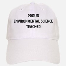 ENVIRONMENTAL SCIENCE teacher Baseball Baseball Cap