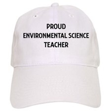 ENVIRONMENTAL SCIENCE teacher Cap