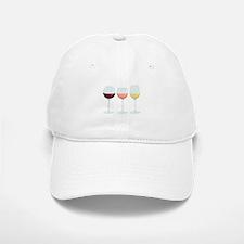 Wine Glasses Baseball Baseball Baseball Cap