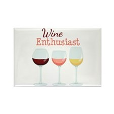 Wine Enthusiast Magnets