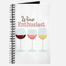 Wine Enthusiast Journal