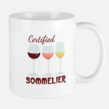 Certified SOMMELIER Mugs
