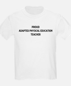 ADAPTED PHYSICAL EDUCATION te T-Shirt