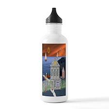 Fishermans Cottage Water Bottle