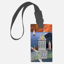 Fishermans Cottage Luggage Tag