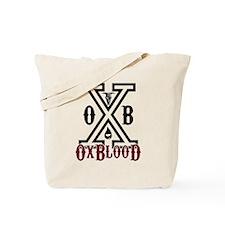 OxBlooD Society X Tote Bag