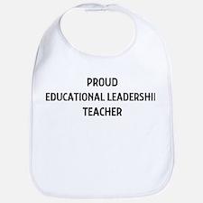 EDUCATIONAL LEADERSHIP teache Bib
