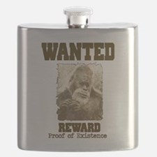 wanted sasquatch  Flask