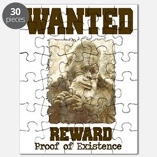 wanted sasquatch  Puzzle
