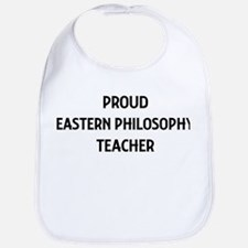 EASTERN PHILOSOPHY teacher Bib