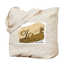 10% Percent Tote Bag