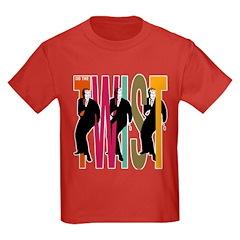 Do The Twist Kids Dark T-Shirt
