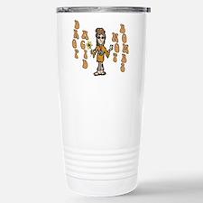 Unique Anti war Travel Mug