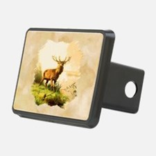 Young Bull Elk Hitch Cover