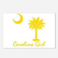 Carolina Girl Postcards (Package of 8)