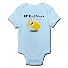 Lil Pool Shark (Nine Ball) Body Suit