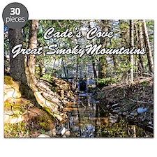 Great Smoky Mountains Calendar Puzzle