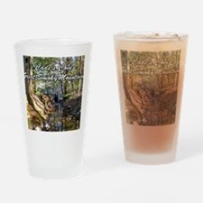 Great Smoky Mountains Calendar Drinking Glass