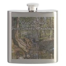 Great Smoky Mountains Calendar Flask