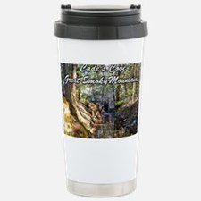 Great Smoky Mountains C Stainless Steel Travel Mug