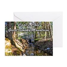 Great Smoky Mountains Calendar Greeting Card