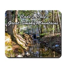 Great Smoky Mountains Calendar Mousepad