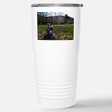 Great Smoky Mountains C Travel Mug