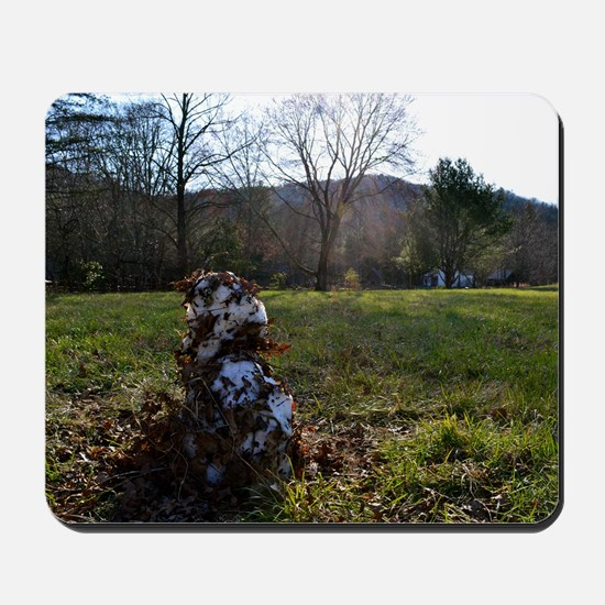 Great Smoky Mountains Calendar Mousepad