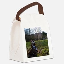 Great Smoky Mountains Calendar Canvas Lunch Bag