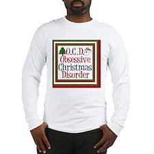ocdchristmasking Long Sleeve T-Shirt