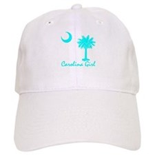 Carolina Girl Baseball Cap