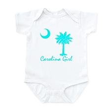 Carolina Girl Infant Bodysuit