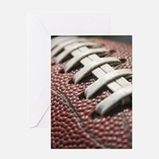 Football  2 Greeting Card